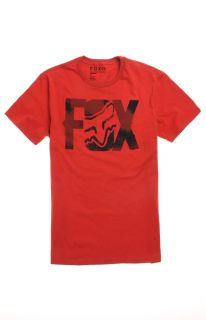 Mens Fox Tee   Fox Lurching Premium T Shirt