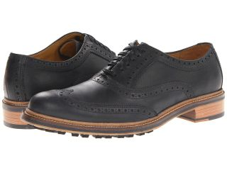 Cole Haan Bromley Wingtip Oxford Mens Shoes (Black)