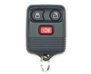 2010 Ford Econoline E Series Keyless Entry Remote
