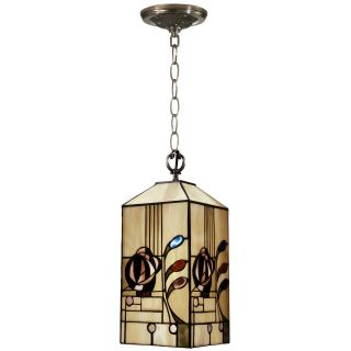 Dale Tiffany Rose Boudoir Mack Mini Pendant Light