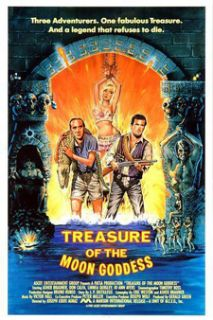 Treasure of the Moon Goddess Movie Poster
