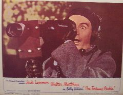 The Fortune Cookie (Original Lobby Card   #7) Movie Poster