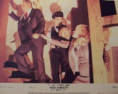 High Anxiety (Original Lobbby Card   #3) Movie Poster