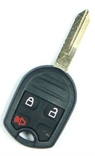 2010 Lincoln MKX Keyless Entry Remote / key 3 button