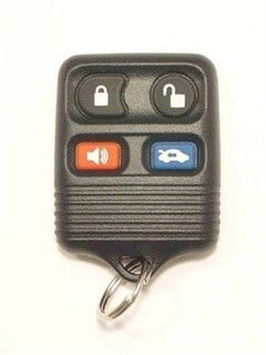 2001 Lincoln Town Car Keyless Entry Remote   Used