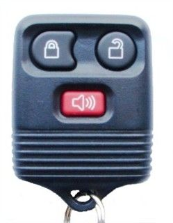 2009 Ford F 250 Keyless Entry Remote