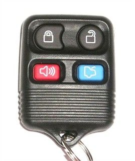 2007 Ford Crown Victoria Keyless Entry Remote   Used