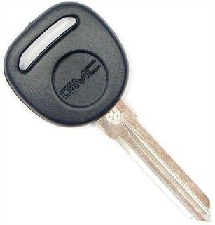 2010 GMC Savana transponder key blank