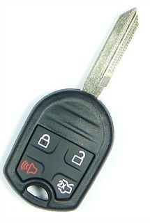 2010 Lincoln MKS Keyless Entry Remote key