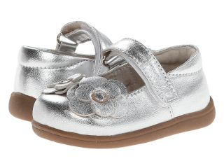 See Kai Run Kids Rennah Girls Shoes (Silver)