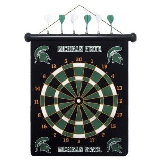 Rico NCAA Michigan State Spartans Magnetic Dart Board Set