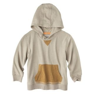 Genuine Kids from OshKosh Infant Toddler Boys Sweatshirt   Khaki 12 M