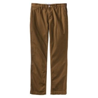 Mossimo Supply Co. Mens Slim Fit Chino Pants   Gilded Brown 36x30