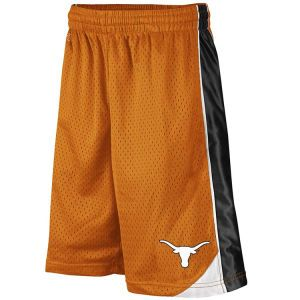 Texas Longhorns Colosseum NCAA Vector Shorts
