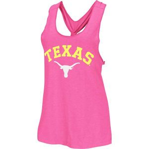 Texas Longhorns Colosseum NCAA Womens Shake Braided Tank