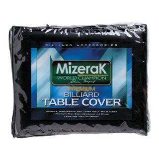 Mizerak Heavy Duty Premium Billiard Table Cover
