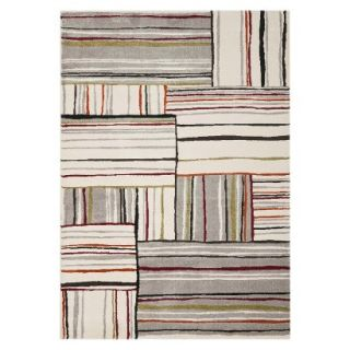 Safavieh Patchwork Stripe Area Rug (53x77)
