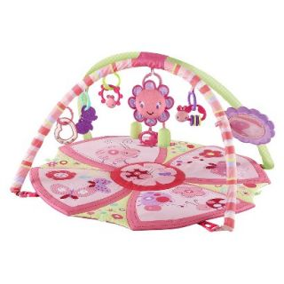 Bright Starts Pretty in Pink Giggle Garden Activity Gym