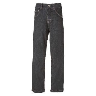 Grindz Mens Padded Denim Slim Fit  Black   34