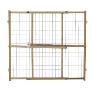 GMI 24 Inch GuardMaster II Standard Wire Mesh Baby and Pet Gate