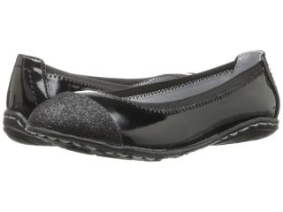 Kenneth Cole Reaction Kids Buck N Roll Girls Shoes (Black)