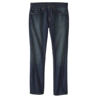 Denizen Mens Straight Fit Jeans 36X30