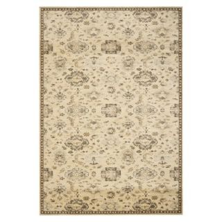 Safavieh Florenteen Area Rug   Ivory/Brown (8x11)