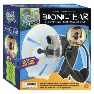 Alex Brands Scientific Explorer 016000BL Bionic Ear Electronic Listening Device