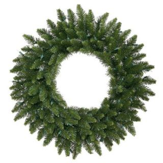 Camdon Fir Wreath   Dark Green (30)