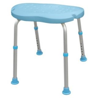 AquaSense Adjustable Bath and Shower Chair with Non Slip Comfort Seat,