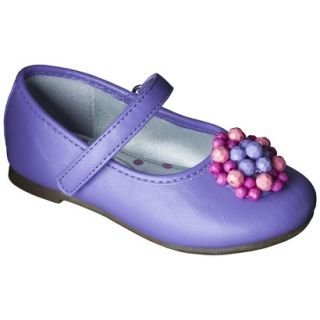 Toddler Girls Cover Girl Jaray Ballet Flats   Purple 9