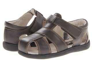 See Kai Run Kids Jude Boys Shoes (Brown)
