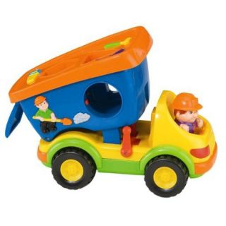 International Playthings Super Shapes Dump Truck