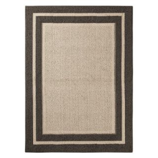 Mohawk Home Tufted Sisal Accent Rug   Gray (18x26)