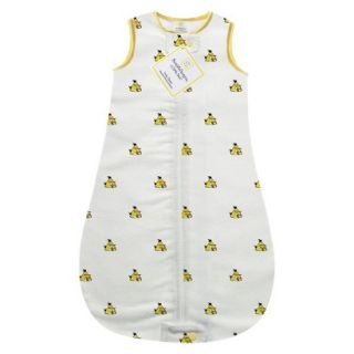 Swaddle Designs Angry Birds Baby zzZipMe Sack   Yellow Bird 6mo 12mo