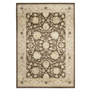 Safavieh Florenteen Area Rug   Brown/Ivory (8x11)