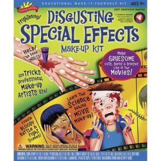 Alex Brands Scientific Explorer 0S6802010 Disgusting Special Effects Make Up Kit