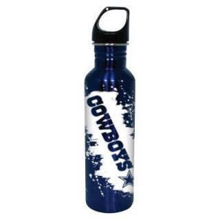 NFL Dallas Cowboys Water Bottle   Blue (26 oz.)
