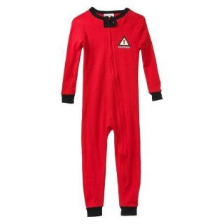 St. Eve Infant Toddler Boys Long Sleeve Trouble Maker Union Suit   Red 24 M