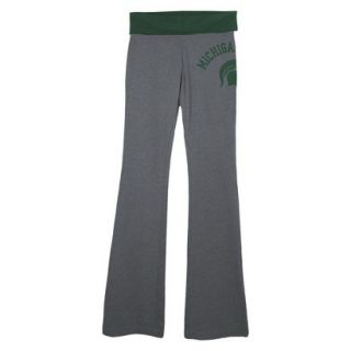 NCAA Womens Michigan State Pants   Grey (S)