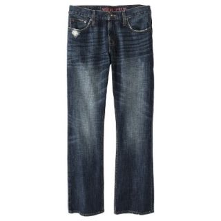 Mossimo Supply Co. Mens Bootcut Fit Jeans 26X28