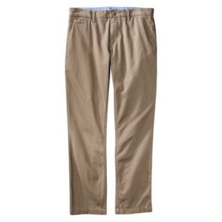 Mossimo Supply Co. Mens Slim Fit Chino Pants   Vintage Khaki 29X30