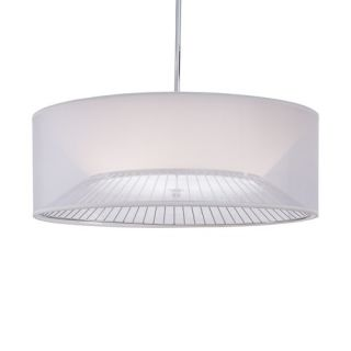 Bridge Drum Shade Pendant Light