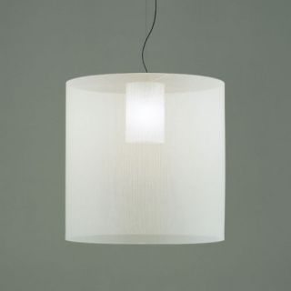 Moare Large Single Shade Pendant Light