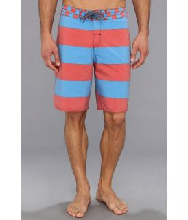 Quiksilver Brigg Scallop Boardshort Mens Swimwear (Multi)