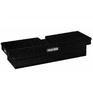 Lund 60 in. Cross Bed Truck Tool Box LALG1670BK