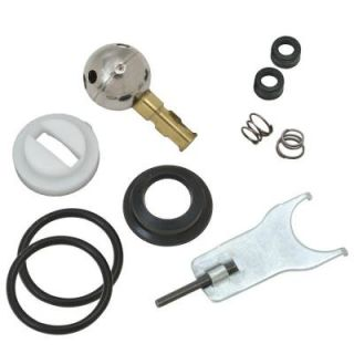 BrassCraft Repair Kit for Delta Crystal Knob Handle Single Lever Faucets SLD0116 D