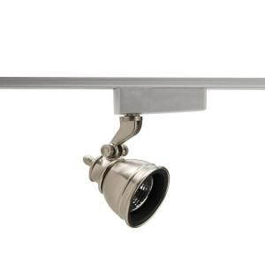 Juno Trac Lites Low Voltage Bell Satin Chrome Light R710SC