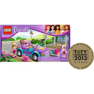 Lego Friends Stephanie Convertible