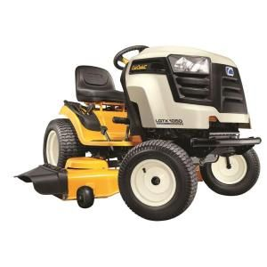 Cub Cadet LGTX1050 50 in. 25 HP V Twin Hydrostatic Drive Front Engine Riding Mower with Power Steering LGTX1050